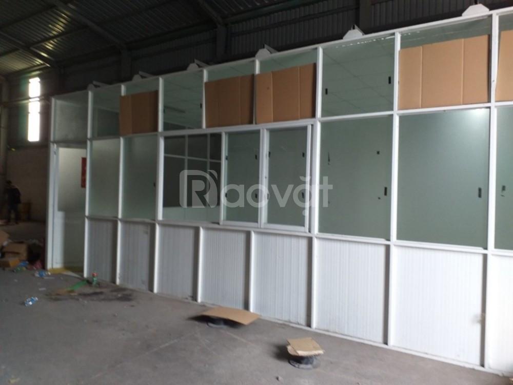 Cho thuê nhà xưởng Thuận An - Bình Dương - 1000m2 - 55 tr/th