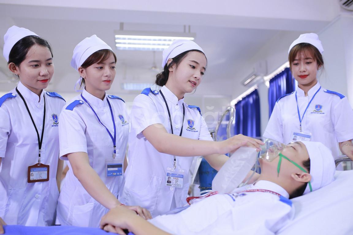 Tuyển sinh Cao đẳng Điều dưỡng năm 2019 (ảnh 1)