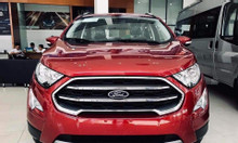 Ford Ecosport Titanium 1.5 giao ngay trong tháng