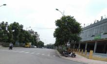 Bán đất 58m2 gần chợ Kim Quan , Việt Hưng, hướng Tây Bắc, đường trước