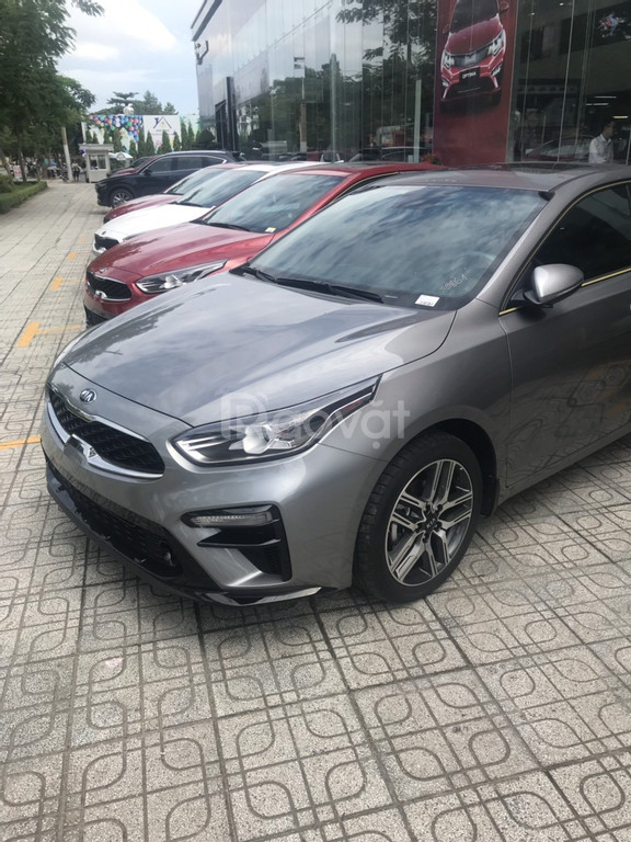 KIA Cerato Premium 2019 - Ưu đãi giá tốt tháng 7, xe đủ màu có sẵn