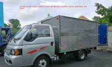 Jac thùng 3m2 tải trước 1t25 trả trước 50tr nhận xe