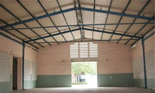 Cho thuê xưởng khu vực An Thạnh - Thuận An - 980m2- 40 tr/th