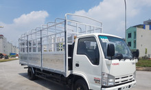 ISUZU 1T9 thùng 6m2 trả trước 100tr nhận xe