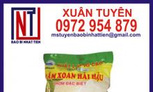Túi đựng gạo 2kg, 5kg
