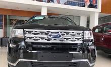 Ford Explorer, tặng ngay chuyến du lịch Mỹ trọn gói và nhiều quà tặng