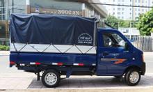 Xe tải nhẹ thùng 2m5 Dongben 810kg hỗ trợ vay ngân hàng tối đa