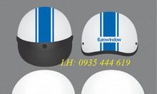 Nhận làm mũ bảo hiểm quảng cáo giá rẻ, mũ bảo hiểm quà tặng Huế