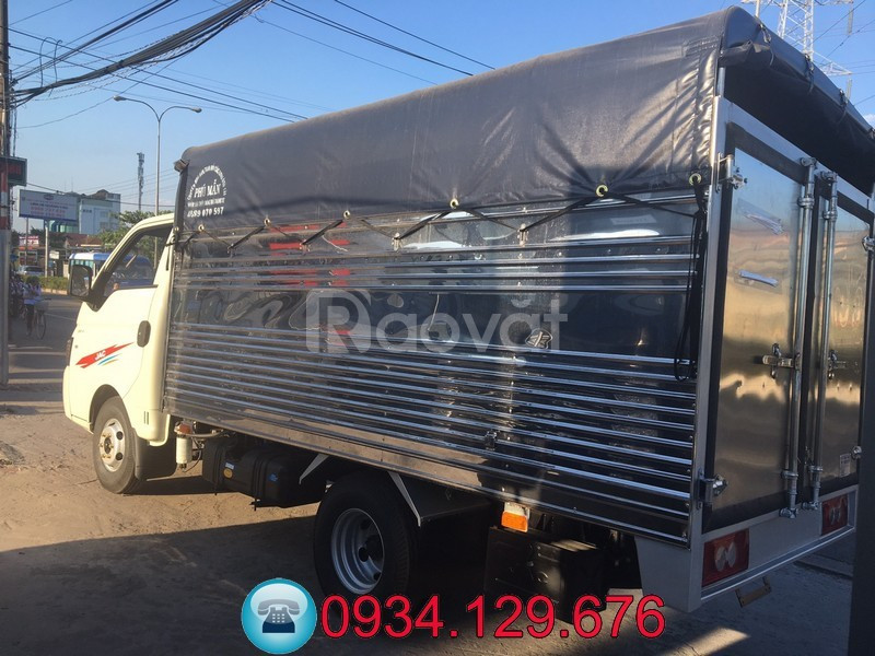 Bán xe tải Jac 1.25 tấn 1T25 X125 máy dầu đời mới