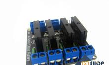 Module 4 Relay Rắn SSR (5VDC)