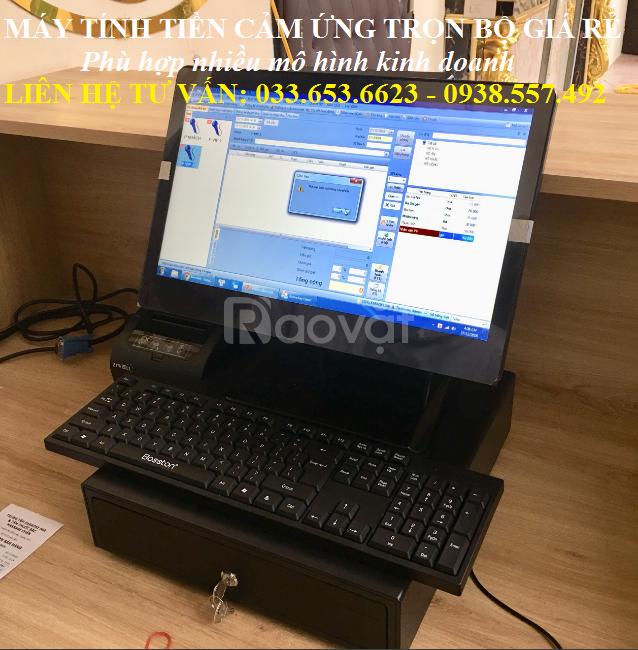 Bán máy tính tiền POS cho quán karaoke tại Long An