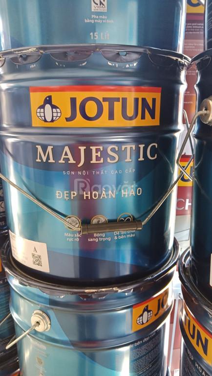 Đại lý cấp 1 sơn nội thất Jotun chính hãng tại Long An