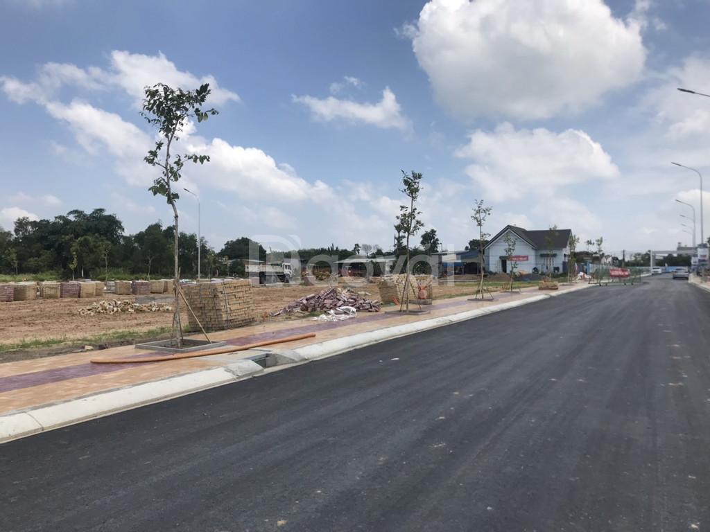 Đất nền Tân Phước Khánh Village, sổ đỏ sang tên ngay, mở bán đợt 1 F0