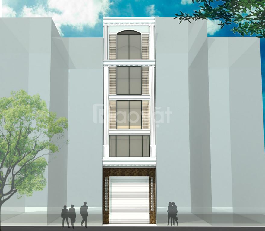 Bán tòa nhà văn phòng 7 tầng đang xây dựng - Đà Nẵng