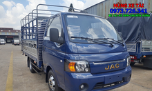 Xe tải JAC 1 tấn thùng dài 3m2 đời 2019 giá rẻ.