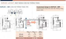 Bán căn hộ Duplex Q2 Thảo Điền căn hộ được thiết kế đẹp DT 90m2