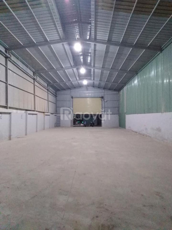 Xưởng cho thuê Tân Đông Hiệp, Dĩ An - 400m2 - 17 tr/th - đủ tiện ích