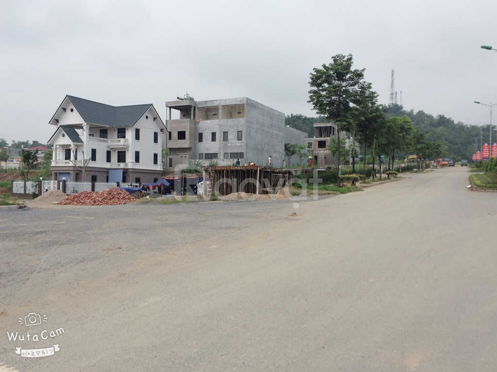 Bán đất biệt thự trung tâm thành phố