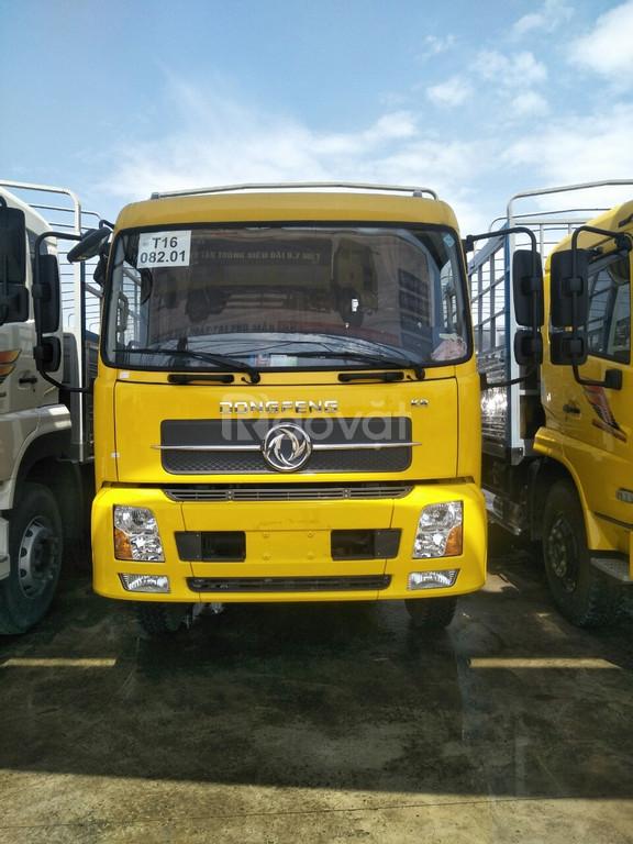 Tải DongFeng B180 trọng tải 9.35 thùng 7 mét 5