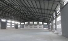 Cho thuê kho xưởng chân cầu Nhật Tân, Đông Anh