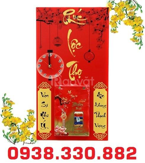 Xưởng làm lịch để bàn + lịch treo tường + lịch lốc in logo quà tặng