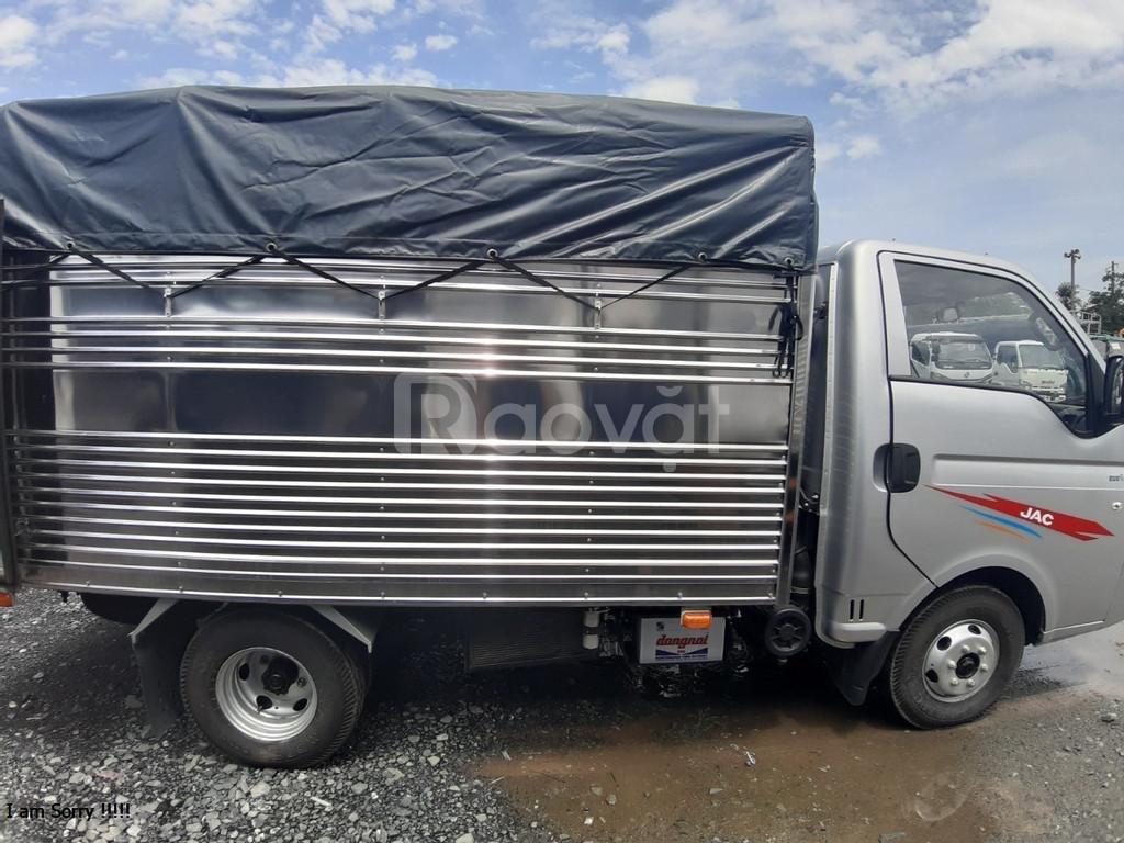 Xe tải jac thùng bạt tải trọng 1.5 tấn