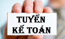 Tuyển gấp kế toán Thanh Taoasn