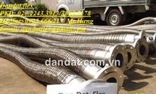 Giá tm ống chịu nhiệt đàn hồi, ống mềm inox chịu nhiệt, ống mềm inox