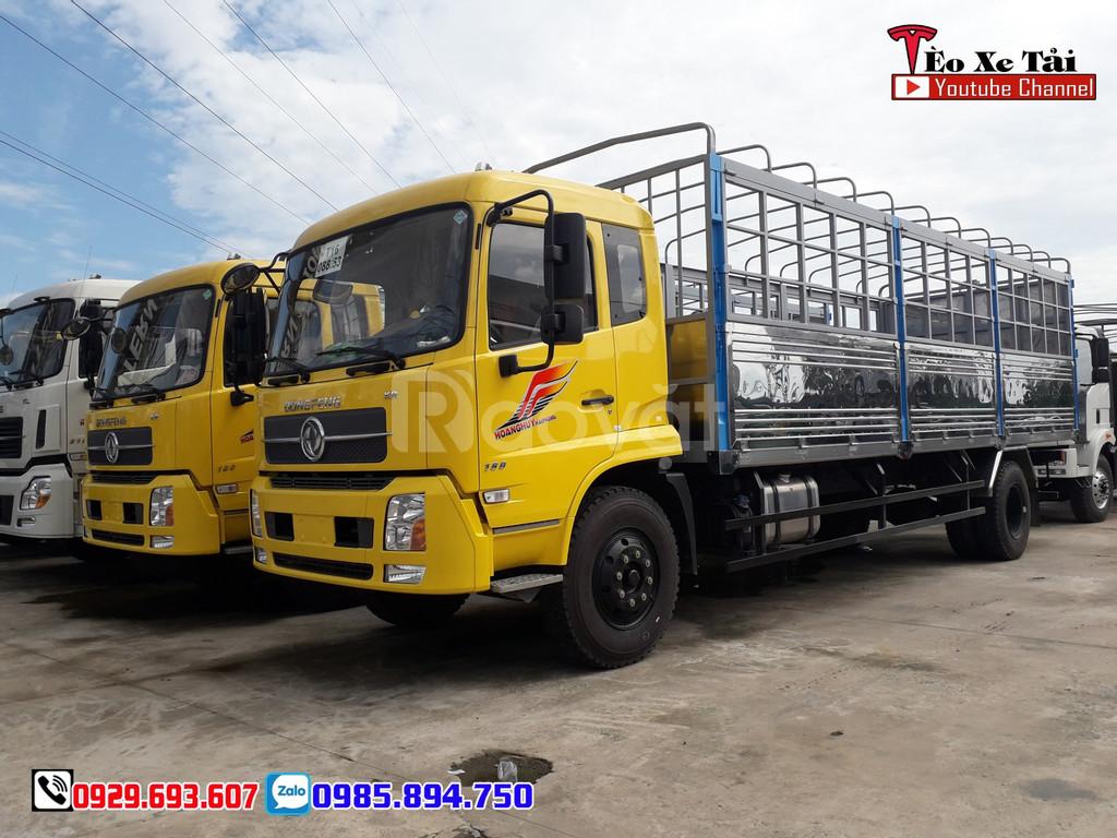 Xe tải Trung Quốc 8 tấn, xe tải Dongfeng 8 tấn nhập khẩu