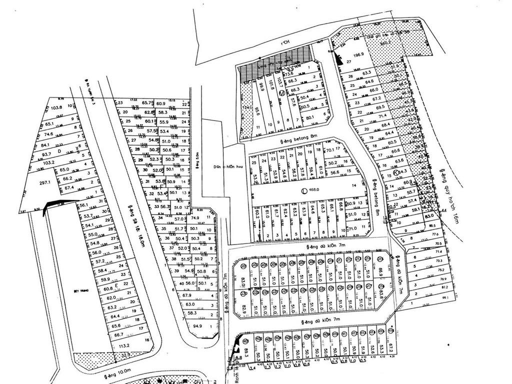 Chủ nhà cần bán gấp lô đất đối diện Vinhome Grand Park