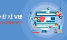 Thiết kế web chuẩn SEO HCM