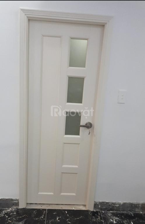 Cửa nhựa giả gỗ cho cửa phòng cửa wc