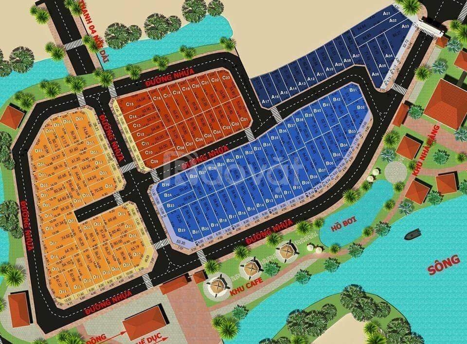 Cần bán gấp 2 lô đất trung tâm hành chính quận 9, liền kề Vincity