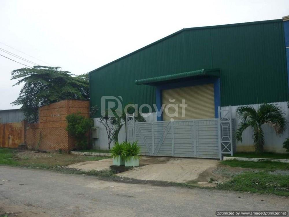 Cho thuê xưởng  tại Thuận An - Bình Dương - 1800m2 - 50 tr/tth