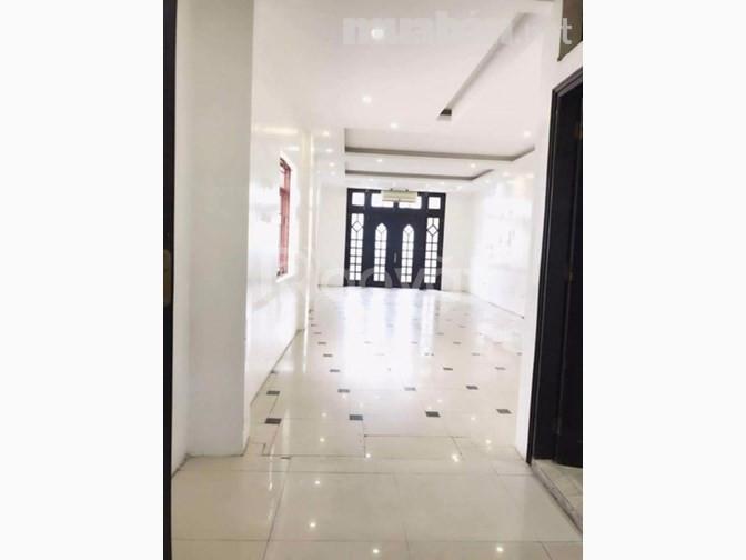 Cho thuê tòa nhà văn phòng 150m2x6tầng Nguyễn Khuyến