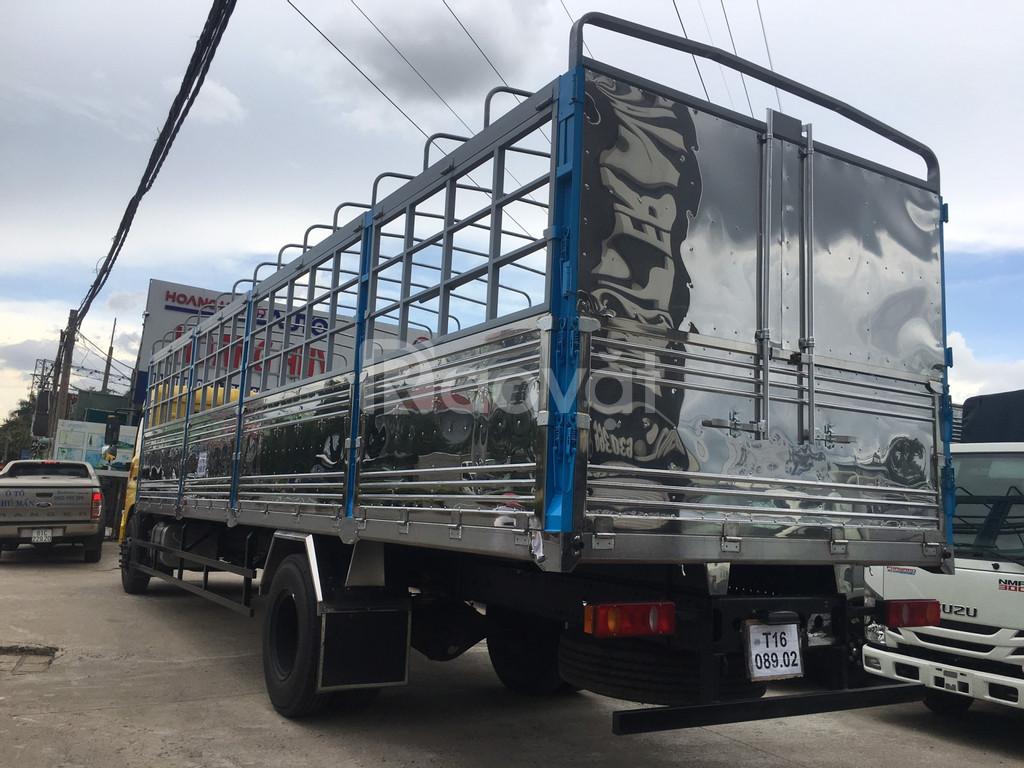 Dongfeng Hoàng Huy 8 tấn B180 thùng dài 9M5