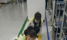 Dịch vụ vệ sinh thường xuyên tạp vụ