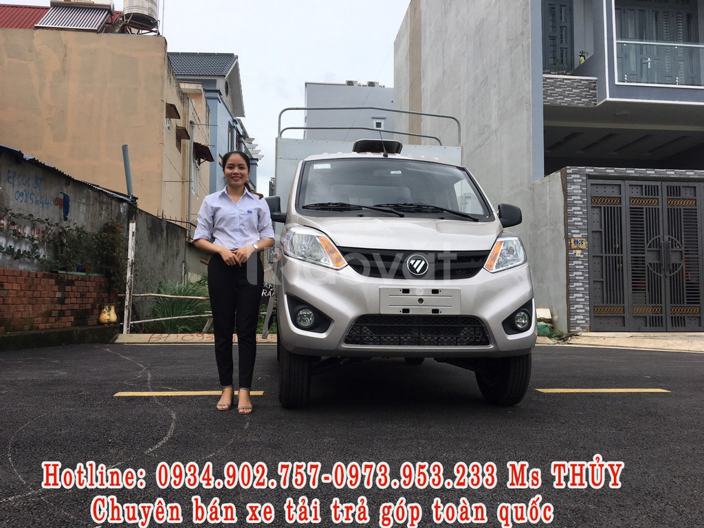 Xe tải Nhật Bản 1 tấn Foton giá tốt- khuyến mãi 100% phí trước bạ