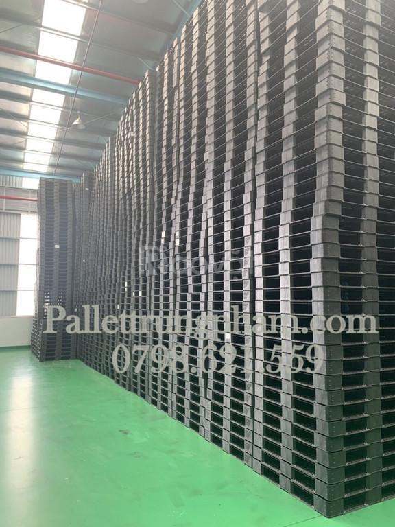 Pallet Trung Phạm- pallet nhựa, khay nhựa, rổ nhựa, sóng nhựa giá rẻ