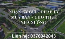 Cho thuê nhà xưởng diện tích 2500m2 tại Tân Uyên, Bình Dương.