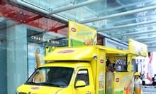 Xe tải bán hàng lưu động thuận tiện di chuyển, hỗ trợ trả góp
