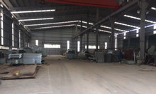 Chúng tôi cho thuê kho xưởng DT 950m2 Văn Điển, Thanh Trì, Hà Nội