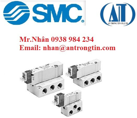 Van điện từ SMC