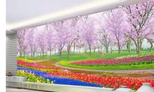 Gạch tranh 3d mẫu tranh phong cảnh