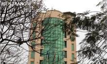 Cho thuê mặt bằng làm văn phòng mặt đường Nguyễn Thái Học