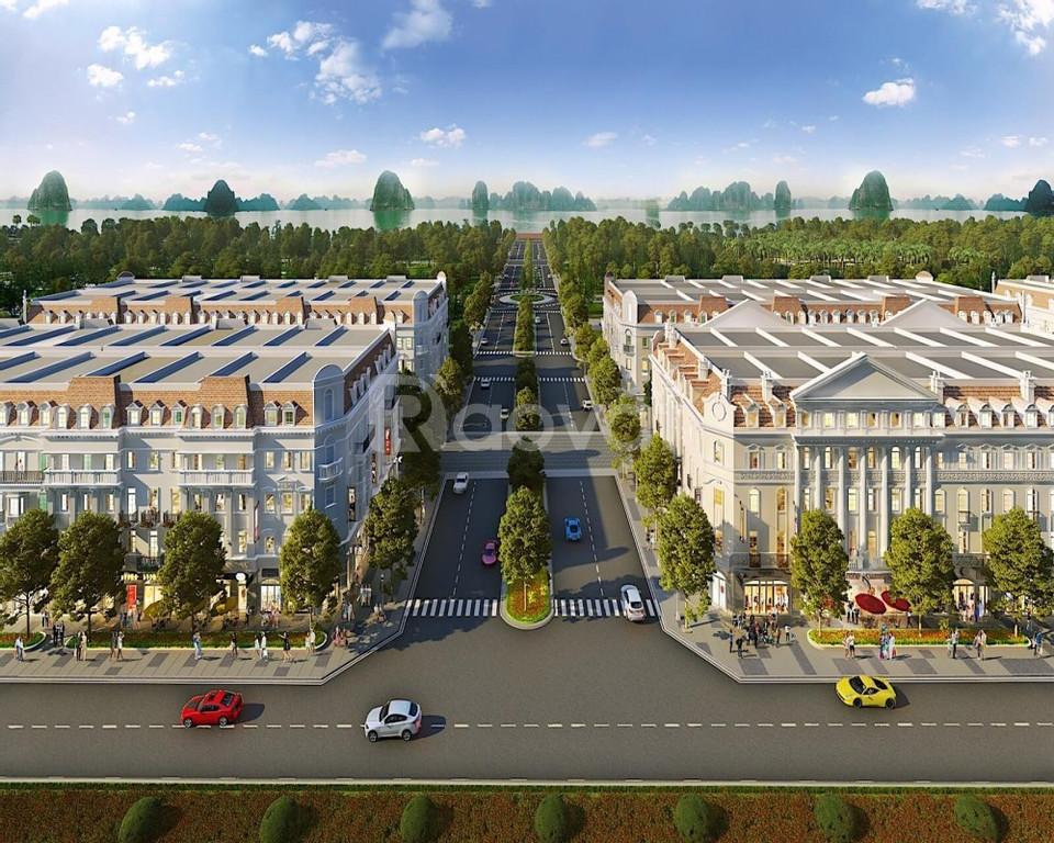 Chiết khẩu lớn khi mua Shophouse Euro mặt đường Hạ Long - Quảng Ninh