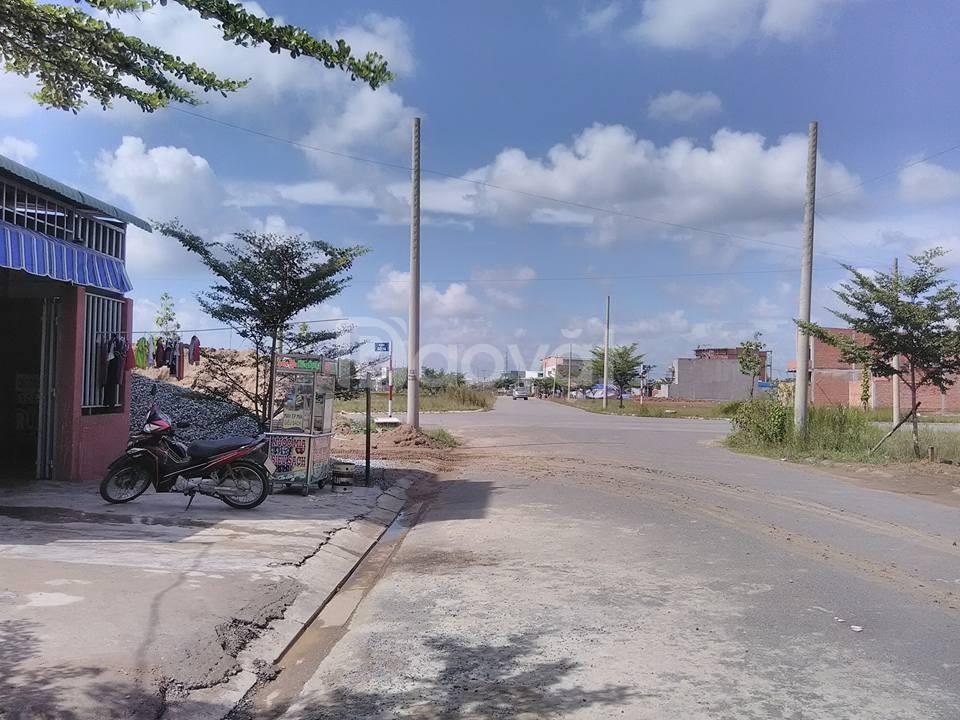Bán lô thổ cư 152m2 mặt tiền đường TL7 gần bến xe Củ Chi, chỉ 700tr