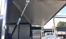 Xe tải Jac X125 1.25 tấn máy dầu thùng dài 3m2