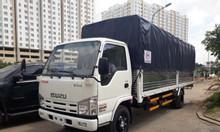Giá xe tải isuzu 1t9 vm thùng dài 6m2| Hỗ trợ trả góp