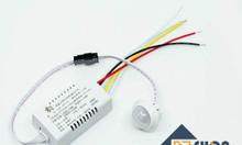 Bộ cảm biến chuyển động ánh sáng bật tắt thiết bị 220V
